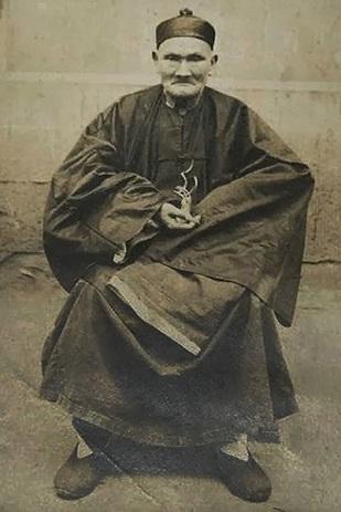 Master Li Qing Yun